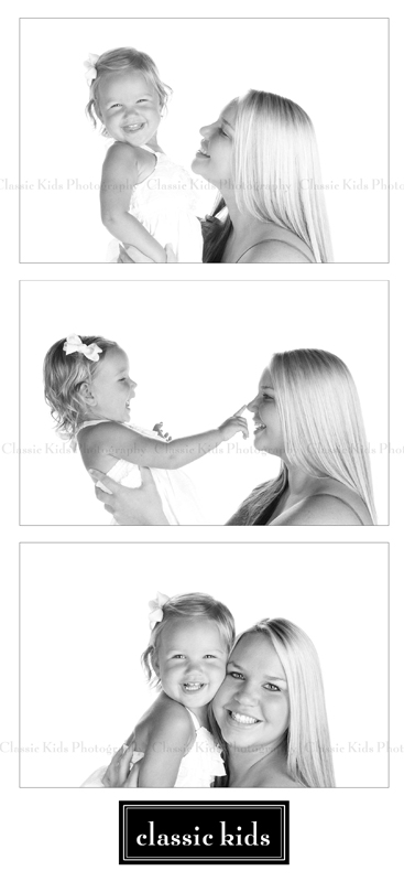 She loves hermommy!
